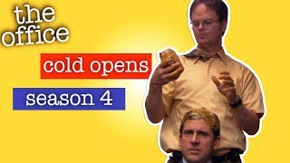 BEST Cold Opens (Season 4)  - The Office US