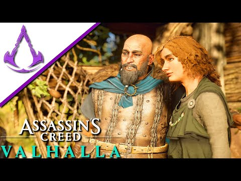 Assassin's Creed Valhalla 205 - Gunnars Verlobung - Let's Play Deutsch