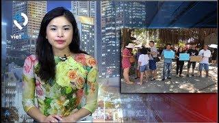 """Tại Nha Trang: Cầm biểu ngữ chống Tàu cộng là """"vi phạm hiến pháp""""?!"""