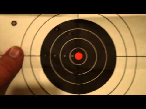 Yugo Zastava M77 .308 Ammo Accuracy Test. Part 1