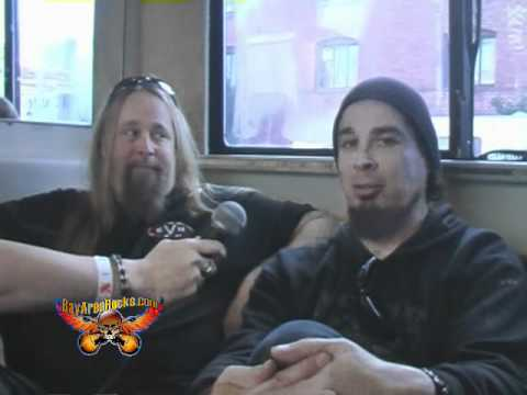 Craig Locicero and Steve Smyth of Forbidden - INTERVIEW