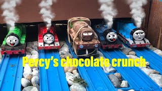 Tomy Percy's Chocolate Crunch