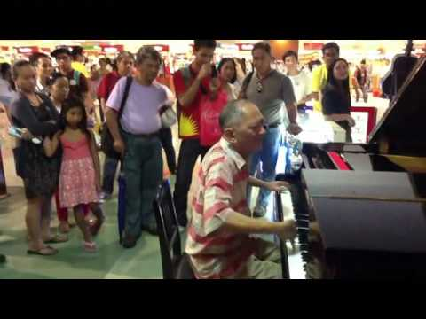Unexpected Piano Concert- Voltes V Theme (bong Infante) video