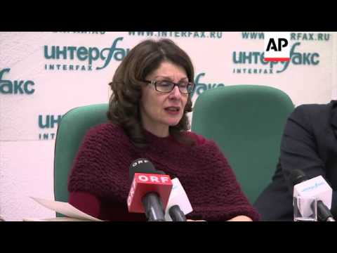 Human Rights Watch says 2012 a bad year for Russian civil society