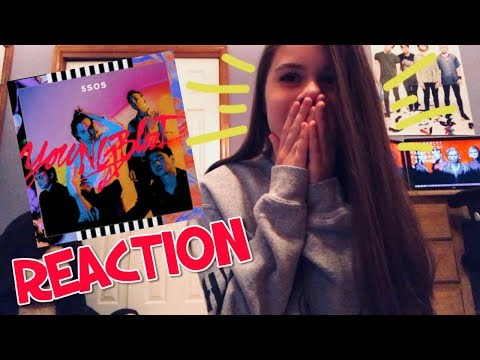 5 SECONDS OF SUMMER - YOUNGBLOOD ALBUM REACTION