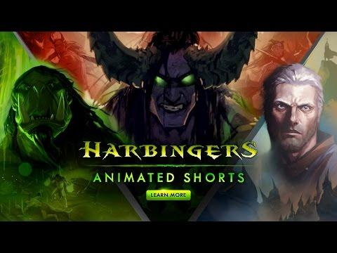 Harbingers Teaser Trailer