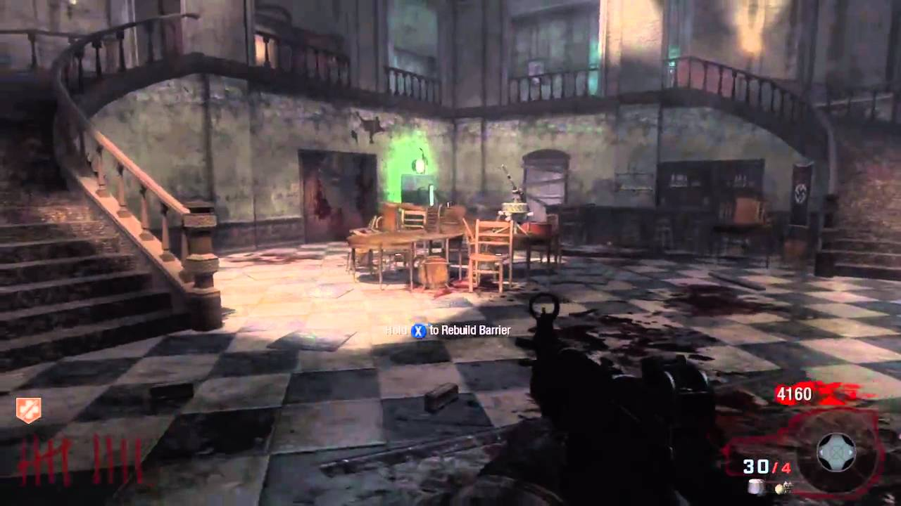 Black Ops Zombies Kino Der Toten Solo Strategy With