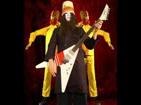 Buckethead - Jordan Video