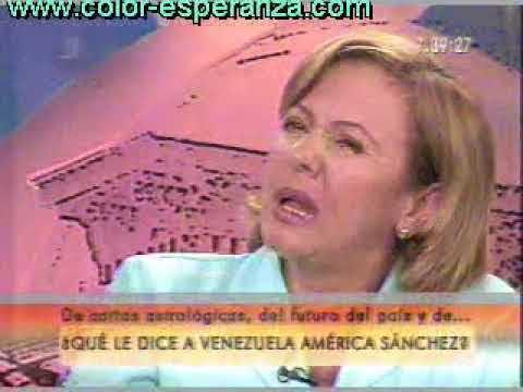 America Sanchez en la entrevista 1