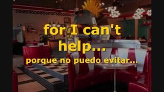 Elvis Presley Can 39 T Help Falling In Love Subtitulada En Español E Inglés