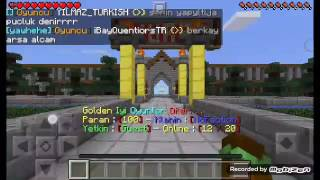 Golden Craft Factions Server TANITIMI 😀😀