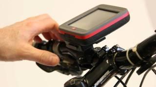 Falk Ibex 30 Navigationsgerät im Test auf Bike TV