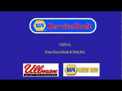 NAPA Service Tools Hook & Pick - CHP4-L