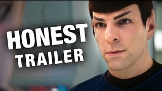 Thumb El Honesto Trailer para Star Trek