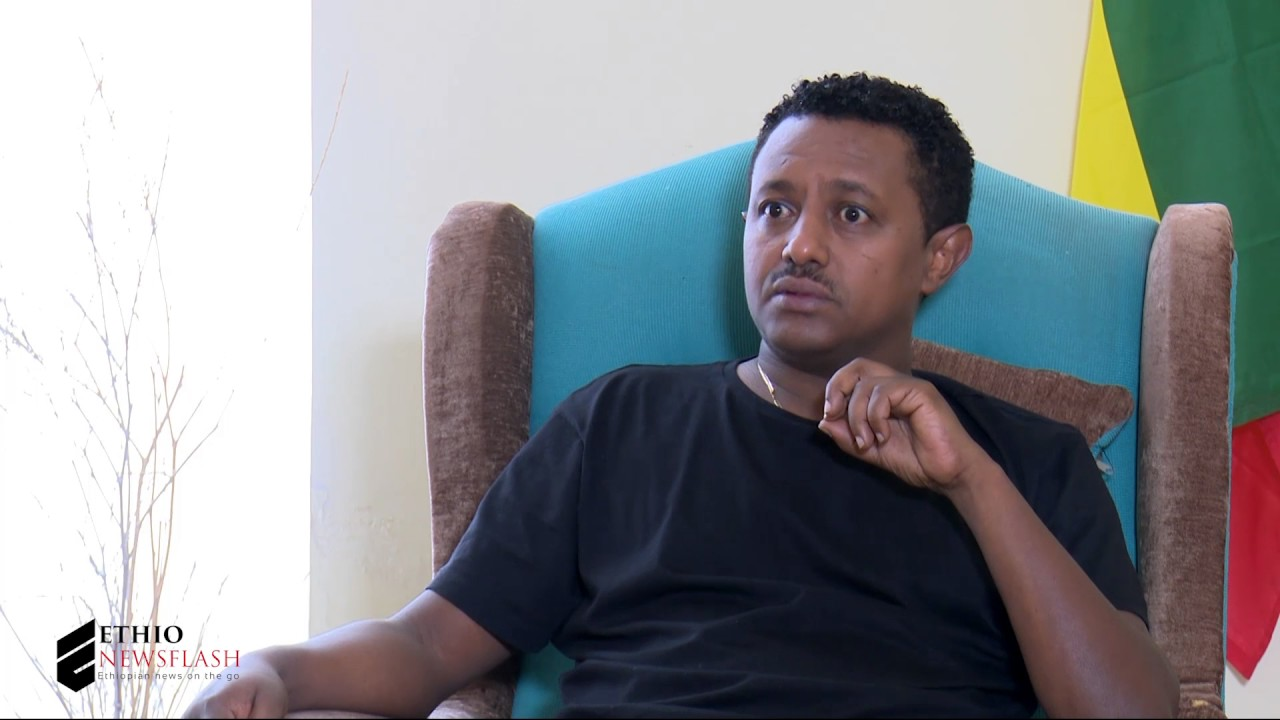 Ethiopia Best Singer Teddy Afro interview with Ethio newsflash