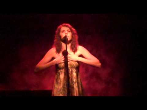 Marla Mindelle sings What Remains by Drew & Kasie Gasparini