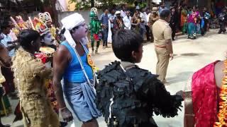 KULASAI DASARA 2014 - உதிரமாடன்குடியிருப்பு தசரா திருவிழா 2014