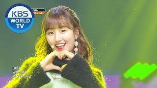 Cherry Bullet 체리블렛 Q A Music Bank 2019 02 15