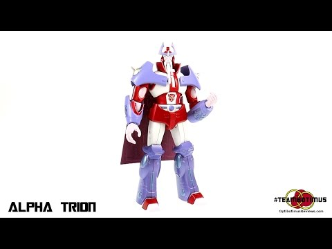 Video Review of the Fewture EX Gohkin: Alpha Trion