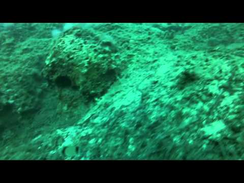The Island Of Crete, Greece  Scuba Diving Stavros With GoPro