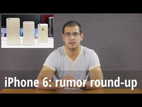 iPhone 6 rumour round-up