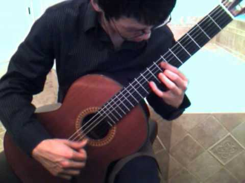 Miguel Llobet - Variations on a Theme of Sor