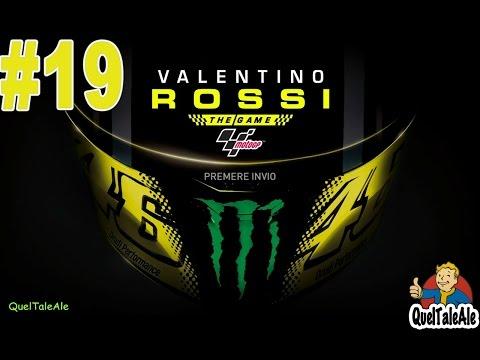 Valentino Rossi The Game - Gameplay ITA - Carriera#19 - Le Mans e derapate