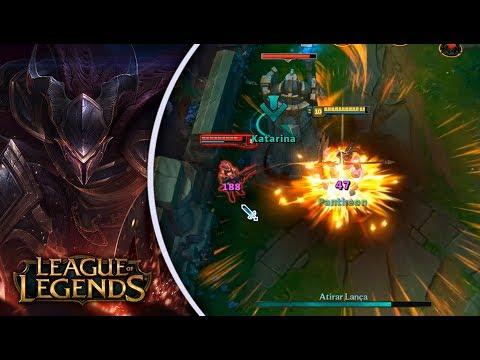 Quero Elo: Voltei pro top... - League of Legends