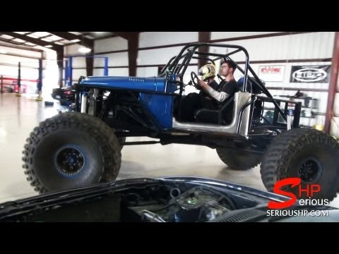 Rock Crawler Off Road Extreme Sports GM Vortec L31 Engine Tuning Gain