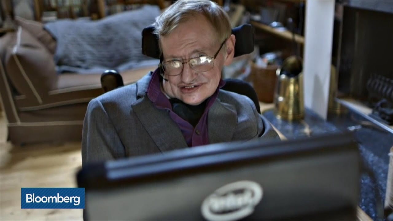 Stephen Hawking's Voice and the Machine That Powers It