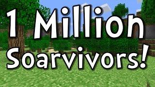 "1 Million Soarvivors! ""THANK YOU"" Tutorial Worlds Memories Tour!"