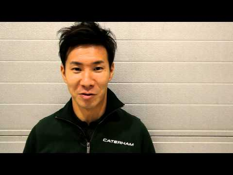 Kamui Kobayashi joins Caterham F1 Team for 2014