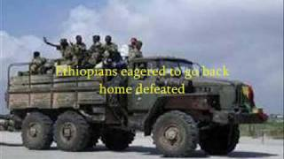 Ethiopia Started Pulling Its Soldiers Out of Somalia Defeated (BBC-Jan-2-2009)
