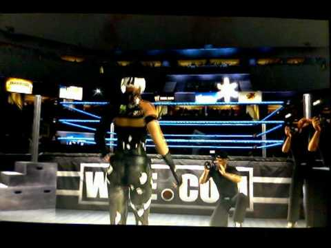 WWE Smackdown Vs Raw 2010 CAW-Alice gun