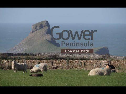 Gower Peninsula Wales - Coastal Path