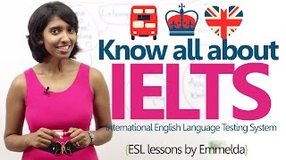 Know all about IELTS  ( Reading Listening  Writing & Speaking) Free English lessons