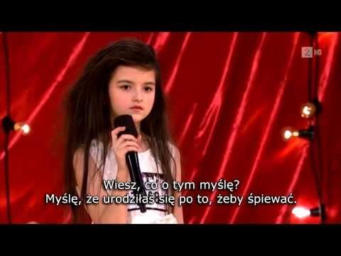 7-latka z niesamowitym głosem w Norweskim Mam Talent [NAPISY PL]
