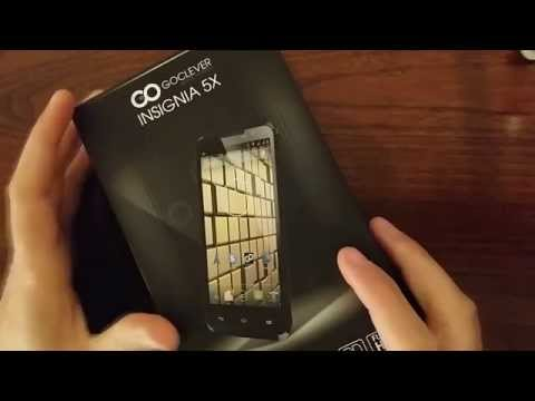 Goclever Insigna 5X unboxing e videoprova by TechDifferent