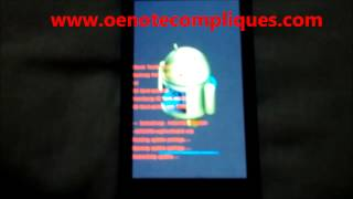 Instalar Jellybean Samsung Captivate [HD]