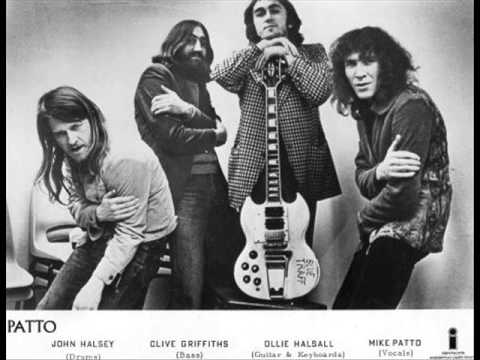 Patto- Cold Turkey/Black Swan 1972