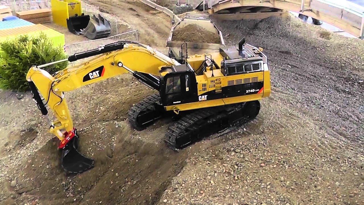 Rc Cat Excavator For Sale