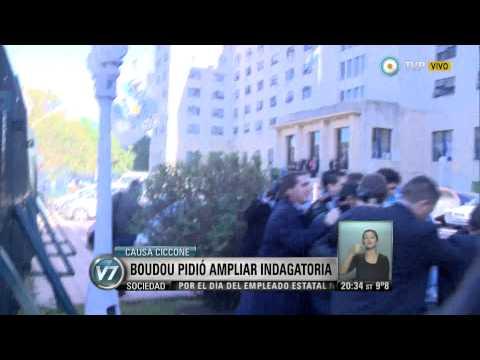 Visión 7 - Causa Ciccone: Boudou pidió ampliar indagatoria