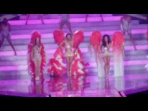 Girls Aloud - Ten Tour Best Bits! HD Cheryl Cole