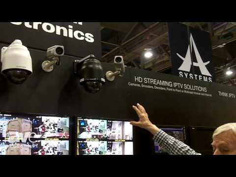 InfoComm 2014: Marshall Electronics Booth Shows Off New Camera and Display Security System