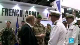 """معرض ومؤتمر الدفاع الدولي""""آيدكس""""  في أبو ظبي"""