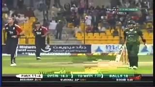 Pakistan v England 3rd T20 Misbah Ul Haq