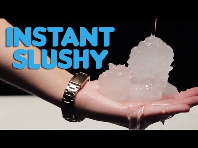 8 Water Tricks Thatll Melt Your Mind