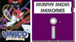 Unico In The Island Of Magic (Murphy Media Memories)
