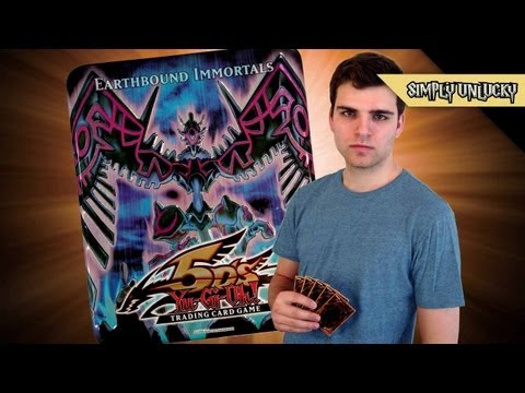 Best Yugioh 2009 Earthbound Immortals, Wiraqocha Rasca Tin Opening Ever!