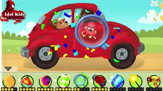 Amazing car wash for kids free - Best games for kids 2019